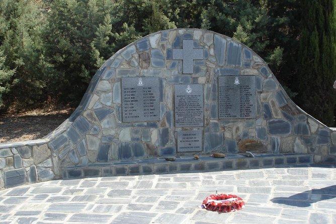 Battle of Crete Tour WW2