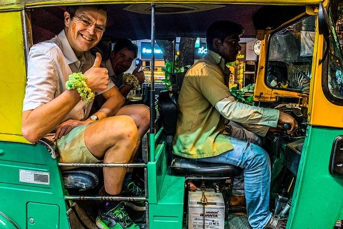 Best of Bengaluru in a Tuk Tuk