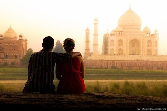 Discover india's Famous 6 Days Golden Triangle tour with Taj mahal photo 1
