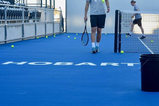 Tennis Experience in Hobart