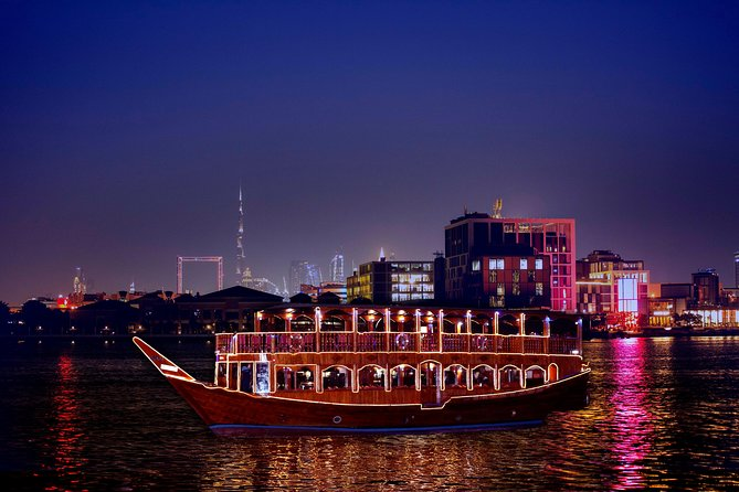 Creek Royal Dinner Dhow Cruise