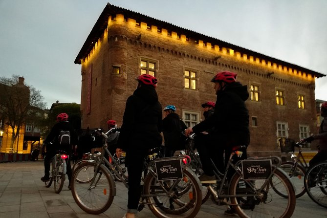 Toulouse by Night, bike tour
