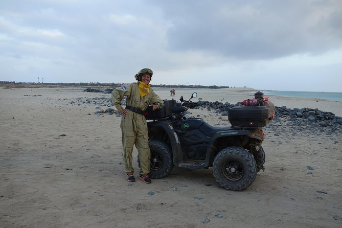 Sid 10 Quad Adventure Through Sal Island - 2hrs duration photo 7