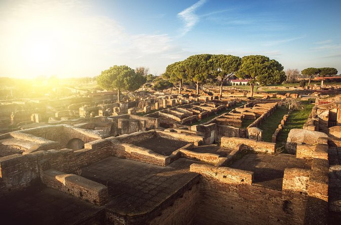 Ostia Antica Private Tour led by Donato PhD Archaeologist & Licensed Guide