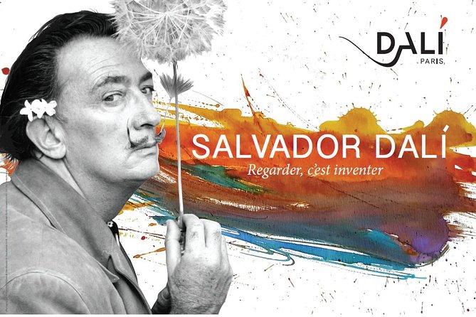 Dalí Paris - Biglietto d'ingresso + audioguida