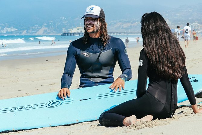 Surf Lesson in Los Angeles, Including Equipment photo 2
