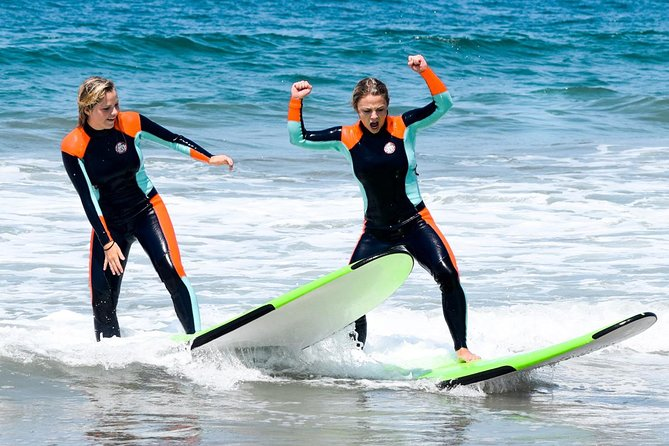 Surf Lesson in Los Angeles, Including Equipment photo 8