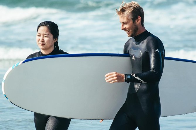 Surf Lesson in Los Angeles, Including Equipment photo 4