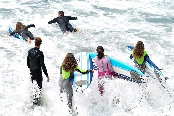 Surf Lesson in Los Angeles, Including Equipment photo 9