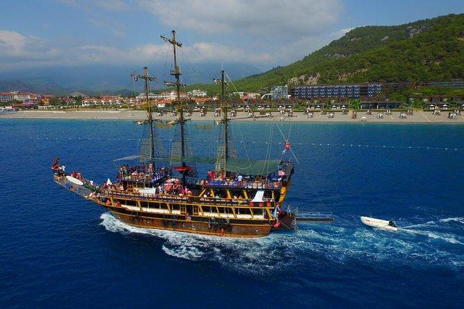 Boat Tour Antalya Kemer