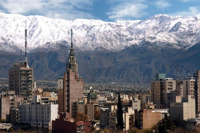 Visit the City and surroundings - Mendoza