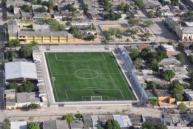 "Fútbol Local ""Perro e Playa F.C"""