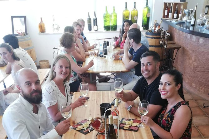 Half Day Small Group Premium Wine Tour from Albufeira