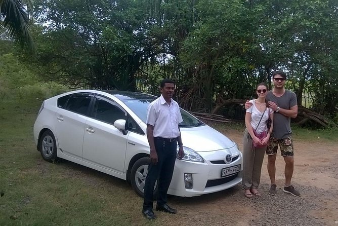 Car with English Speaking Driver for 14 Days