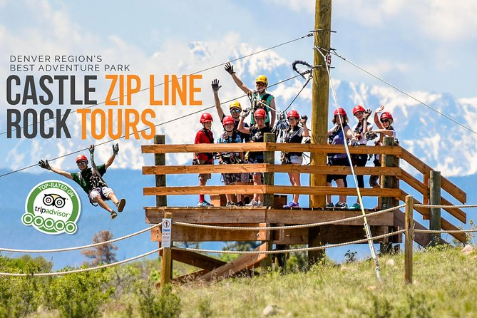 Castle Rock Zip Line Tour