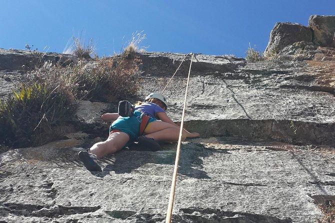 Rock Climbing full day