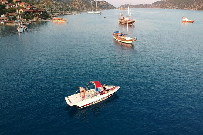 Kekova Cruise by Speed Boat from Demre Harbour