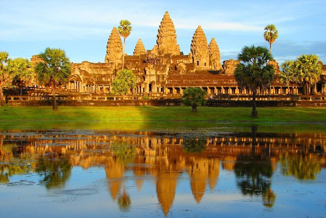 Angkor Wat Half-day Afternoon Tour