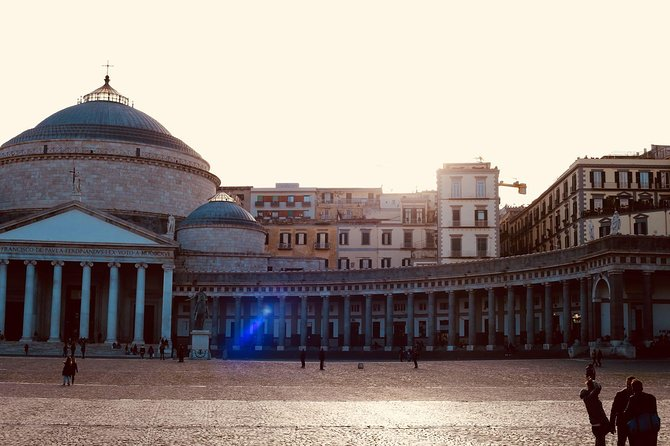Tour of the historic center of Naples and National Archaeological Museum with local guide