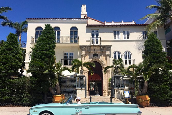 The Original Ocean Drive Classic Convertible Private Tour