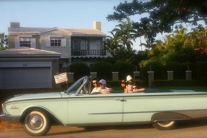 The Original Miami Beach Classic Convertible Private Tour photo 3