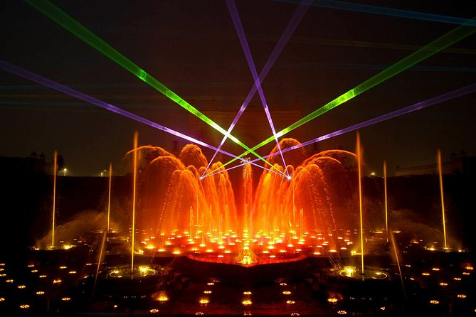 Akshardham Temple Tour Exhibition, Light and Water Show with Transfers photo 2