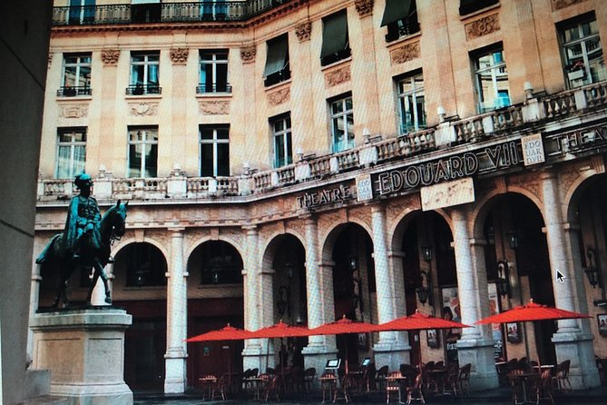 Missing Champagne-tour Paris and Burgundy through a story based on history!!