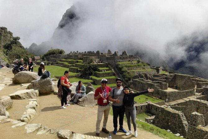 City Tour, Sacred Valley and Machupicchu in 4 Days
