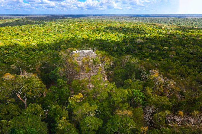 El Mirador And Tikal Tour From Flores 2d / 1n