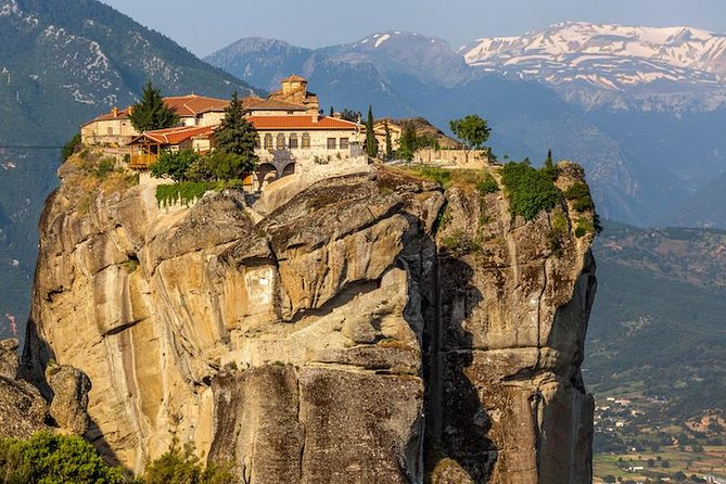 World Famous Olympia, Mystic Delphi & Amazing Meteora in 3 days