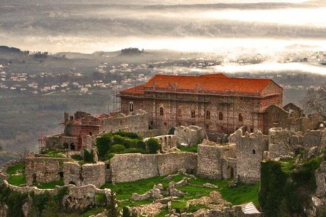 Glorious Sparta & Mystras Private Sightseeing