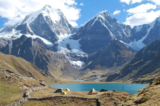 Mini Huayhuash Trek - 4 Days