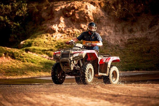 ATV Quadbikes Around Sacred Valley Tour Moray & Maras Salineras