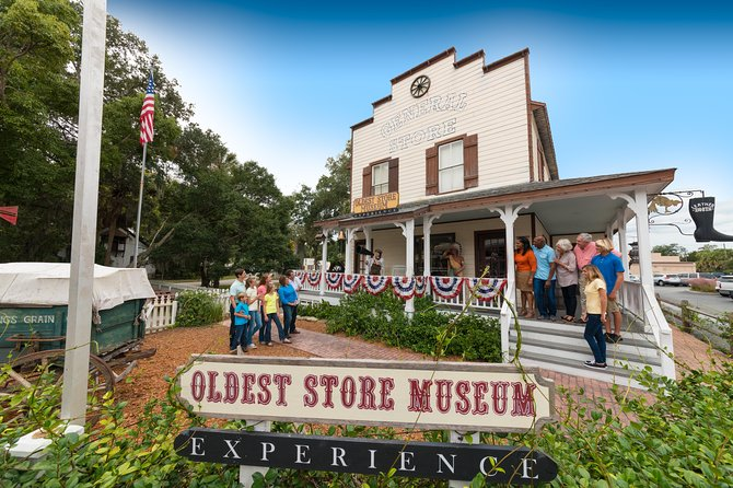 Oldest Store Museum Experience in St. Augustine