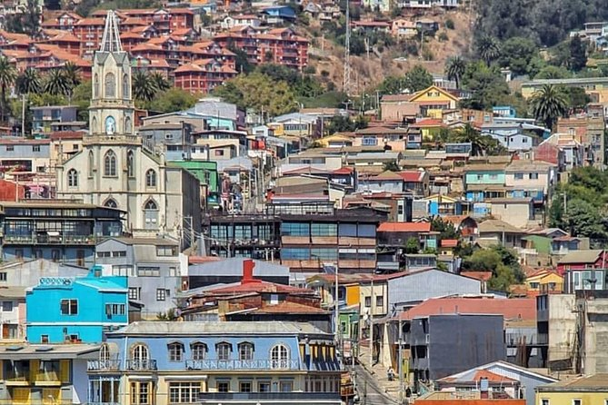 Viña del Mar Tour / Valparaíso / White House