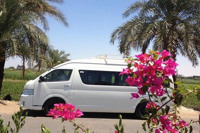 Transfers From Luxor Airport To Luxor Hotels
