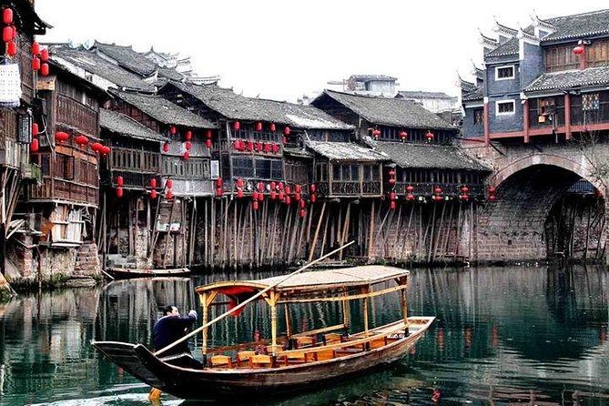"""3 Day """"A Bite"""" Of Mysterious Xiangxi Tour (Zhangjiajie+Fenghuang)"""