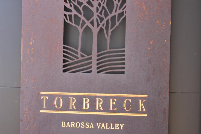One of our favourite Cellar Doors - Torbreck