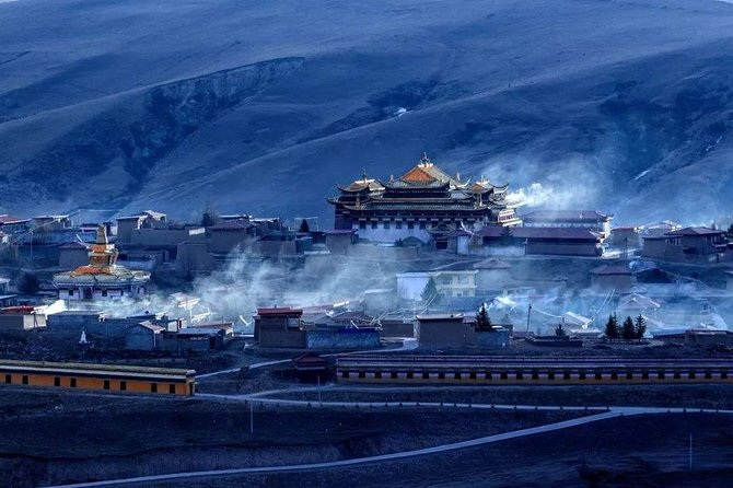 Lanzhou Private Transfer to Labrang Monastery in Xiahe