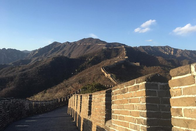 Beijing Mini Group Day Tour: Great Wall, Forbidden City and Tiananmen