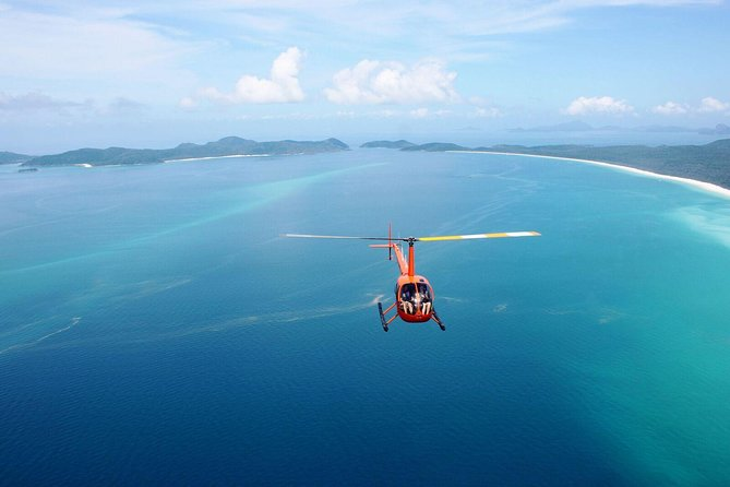 Whitsunday Islands 1-Hour Reef Scenic Helicopter Tour