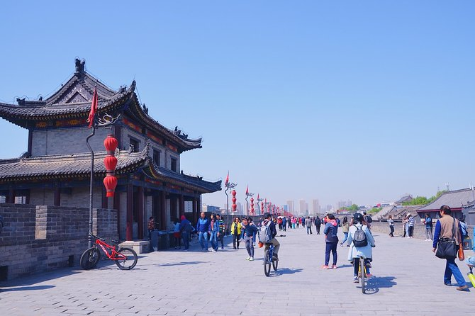 2-Day Xi'an Private Tour: Mount Huashan and Terracotta Warriors photo 4
