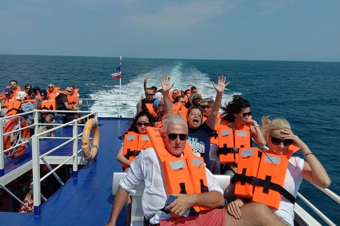 Official - Trad to Koh Kood by Boonsiri Bus and High Speed Catamaran photo 3