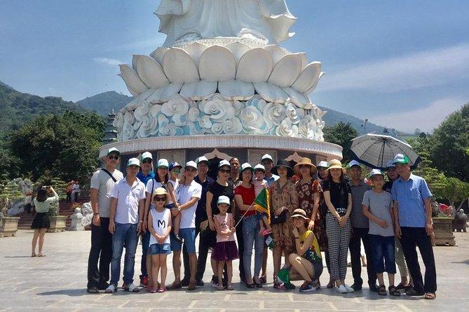 Da Nang City Daily Ingroup Tour