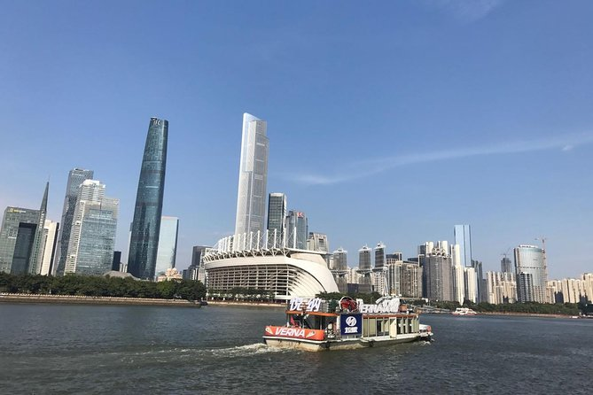 Guangzhou Layover Private Tour to Canton Tower and Pearl River Cruise with Meal photo 7