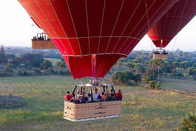 Bagan Tour met ballonvaren