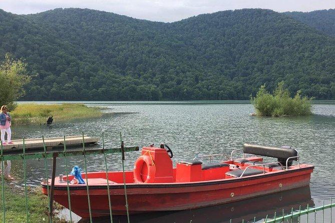 Gabala landscape tour