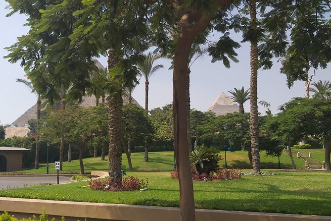 2 Private Days Tour in Cairo and Giza with Camel ride and Lunch