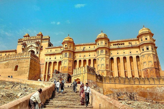Private: Delhi, Agra, Jaipur Tour For 6 Days With Yoga Class From Delhi.