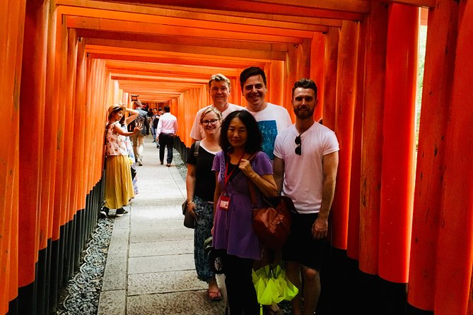 Exciting and beautiful experience in Kyoto